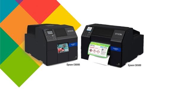 EPSON ColorWorks C6500